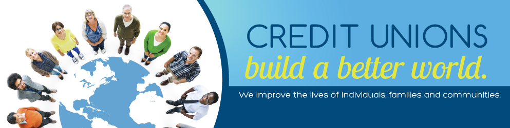 Credit Unions - build a better world